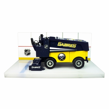 Fan Fever 1:25 Die Cast Zamboni Hockey Replica - Buffalo Sabres
