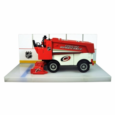 Fan Fever 1:25 Die Cast Zamboni Hockey Replica - Carolina Hurricanes