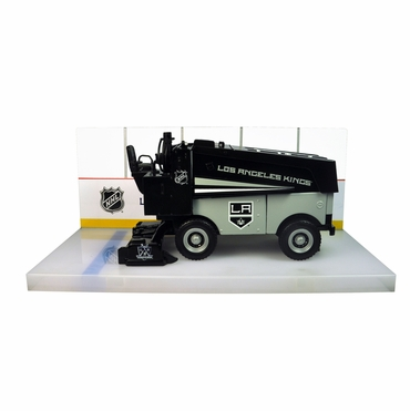 Fan Fever 1:25 Die Cast Zamboni Hockey Replica - L.A Kings
