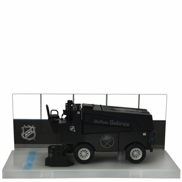Fan Fever 1:43 Carbon Zamboni Hockey Replica - Buffalo Sabres