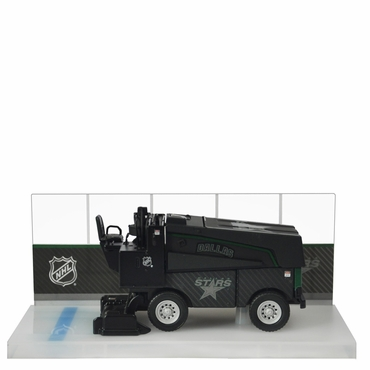Fan Fever 1:43 Carbon Zamboni Hockey Replica - Dallas Stars