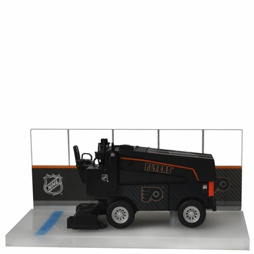 Fan Fever 1:43 Carbon Zamboni Hockey Replica - Philadelphia Flyers