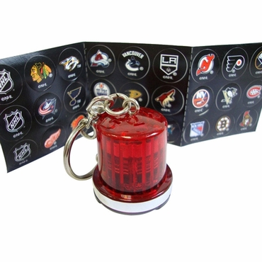 Fan Fever Hockey Goal Light Mini Key Ring