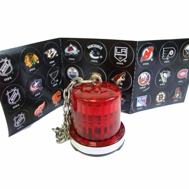Fan Fever Hockey Goal Light Mini Ornament