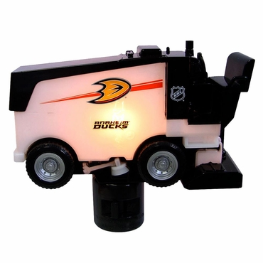 Fan Fever Zamboni Hockey Night Light - Anaheim Ducks