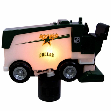 Fan Fever Zamboni Hockey Night Light - Dallas Stars