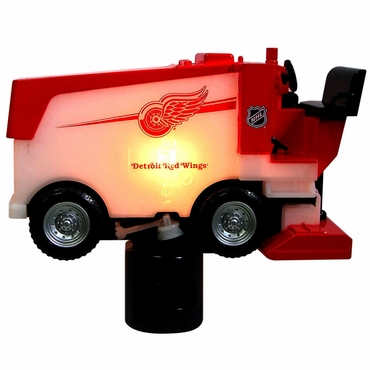 Fan Fever Zamboni Hockey Night Light - Detroit Red Wings