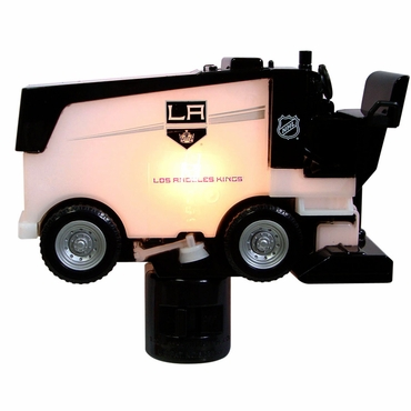 Fan Fever Zamboni Hockey Night Light - L.A Kings