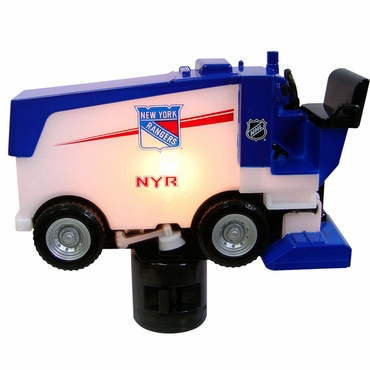 Fan Fever Zamboni Hockey Night Light - New York Rangers