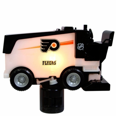 Fan Fever Zamboni Hockey Night Light - Philadelphia Flyers