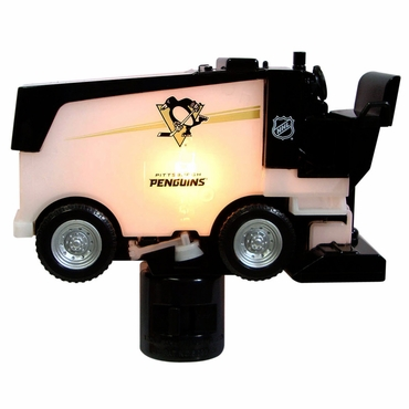 Fan Fever Zamboni Hockey Night Light - Pittsburgh Penguins