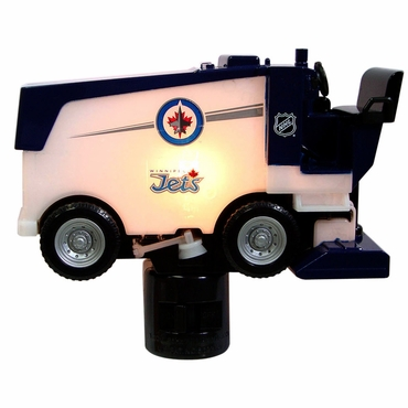 Fan Fever Zamboni Hockey Night Light - Winnipeg Jets