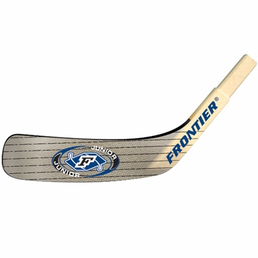 Frontier F-Blue ABS Hockey Blade - Junior