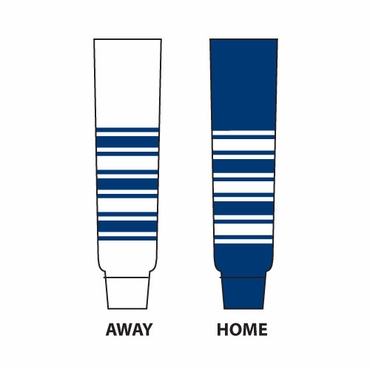 Gladiator Cut Resistant Senior Hockey Socks - Toronto Maple Leafs