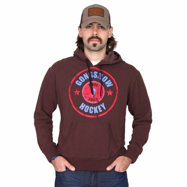 Gongshow All Play No Work Hockey Hoodie - Senior