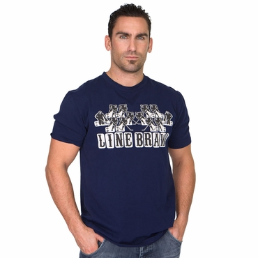 Gongshow Line Brawl Senior Short Sleeve Hockey Shirt