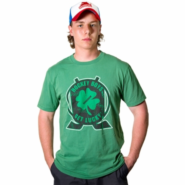 Gongshow St Hockey Day Senior Short Sleeve Shirt