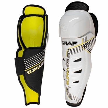 Graf Supra G15 Hockey Shin Guards - Youth