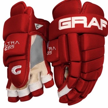 Graf Ultra G65 Senior Hockey Gloves