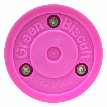 Green Biscuit Off-Ice Blush Practice Puck