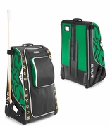 Grit HT1 Wheeled Tower Hockey Bag - Large - Dallas Stars - 2012