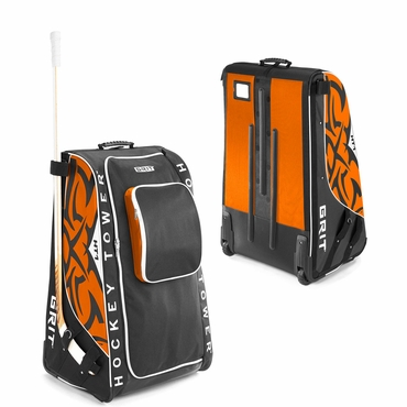 Grit HT1 Tower Hockey Bag - Large - Philadelphia Flyers - 2012
