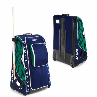 Grit HT1 Tower Hockey Bag - Large - Vancouver Canucks - 2012