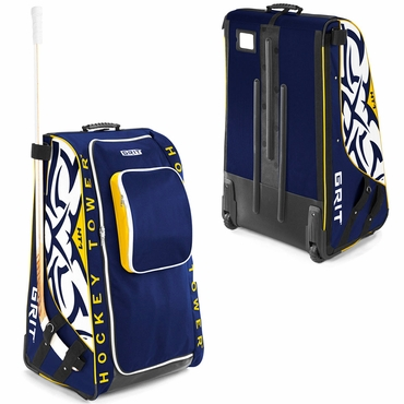 Grit HT1 Tower Hockey Bag - Medium - Buffalo Sabres - 2012