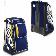 Grit HT1 Wheeled Tower Hockey Bag - Medium - Buffalo Sabres - 2012