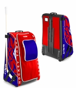 Grit HT1 Wheeled Tower Hockey Bag - Medium - Montreal Canadiens - 2012