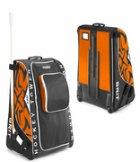 Grit HT1 Wheeled Tower Hockey Bag - Medium - Philadelphia Flyers - 2012