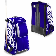 Grit HT1 Wheeled Tower Hockey Bag - Medium - Toronto Maple Leafs