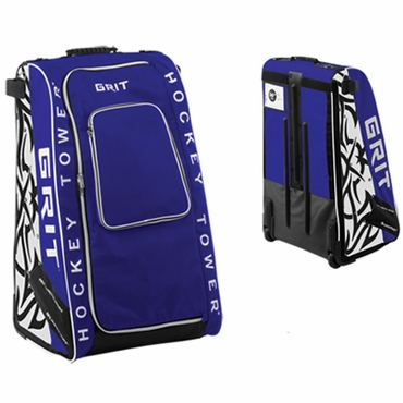 Grit HT1 Wheeled Tower Hockey Bag - Toronto Maple Leafs