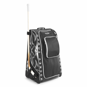 Grit HTSE Tower Wheeled Hockey Bag - 33 Inch - Los Angeles