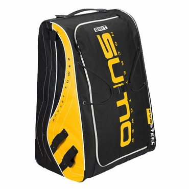 Grit Sumo Wheeled Hockey Goalie Tower Bag - 40 Inch - Boston Bruins - 2012