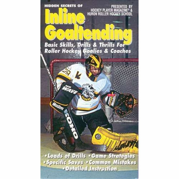 Hidden Secrets of Inline Goaltending DVD