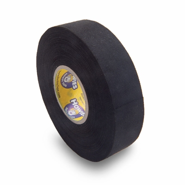 Howies Cloth Black Hockey Tape - 1.5 Inch