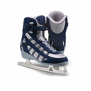 Jackson ST1701 Classic Softec Girls Recreational Ice Skates