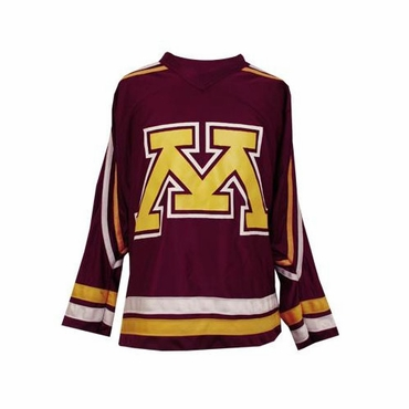 K1 College Line Hockey Jersey - Minnesota Gophers - Senior