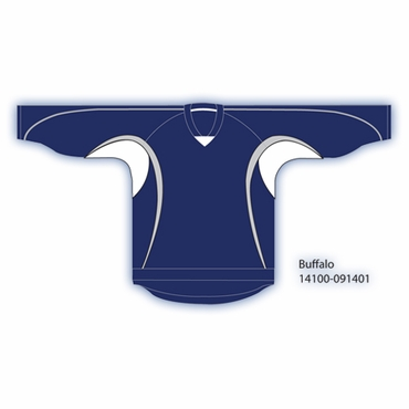 Kamazu 14100 Flexx Lite Team Senior Hockey Jersey - Buffalo Sabres