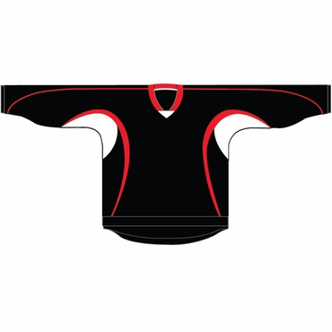Kamazu 14100 Flexx Lite Team Hockey Jersey - Chicago Blackhawks - Senior