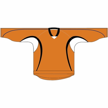 Kamazu 14200 Flexx Lite Team Youth Hockey Jersey - Philadelphia Flyers