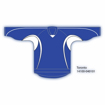 Kamazu 14200 Flexx Lite Team Youth Hockey Jersey - Toronto Maple Leafs