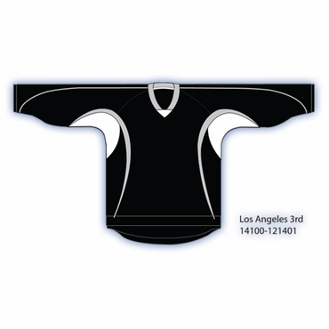 Kamazu 14200 Flexx Lite Team Hockey Jersey - Los Angeles Kings - Youth