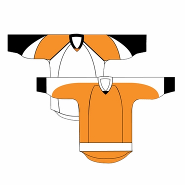 Kamazu 20100 FlexxICE Team Hockey Jersey - Philadelphia Flyers - Senior