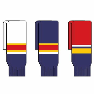 Kamazu FlexxIce Team SK200 Hockey Socks - Florida Panthers - Senior