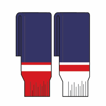 Kamazu FlexxIce Team SK200 Senior Hockey Socks - Washington Capitals