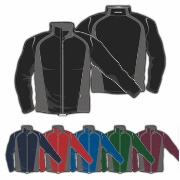 Louisville TPS Response R8 Junior Hockey Warm Up Jacket