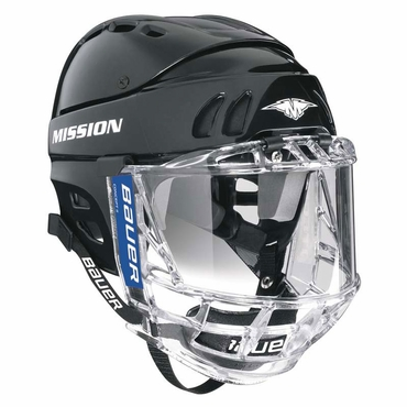 Mission 1501 Hockey Helmet w/Visor