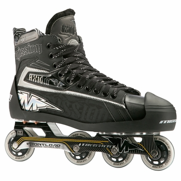 Mission Axiom G7 Senior Inline Hockey Goalie Skates